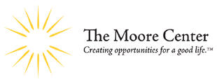 The Moore Center logo.