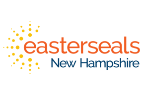 Easterseals of New Hampshire logo.